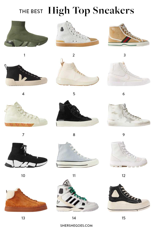 best-high-top-sneakers