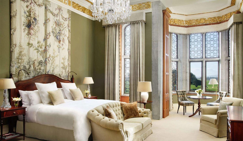 best irish castle hotels adare manor