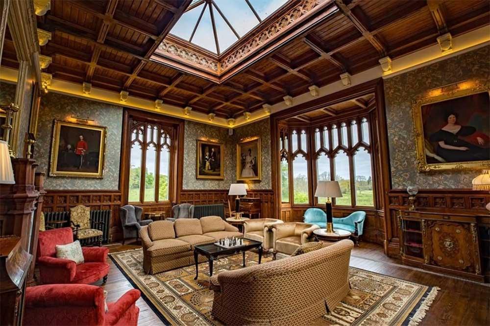best-irish-castles-for-weddings-markree-castle