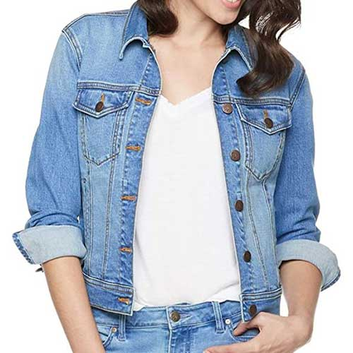 best jean jackets for women