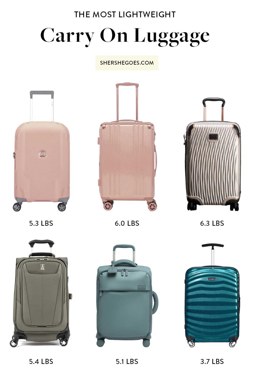 best-lightweight-luggage-under-6-lbs