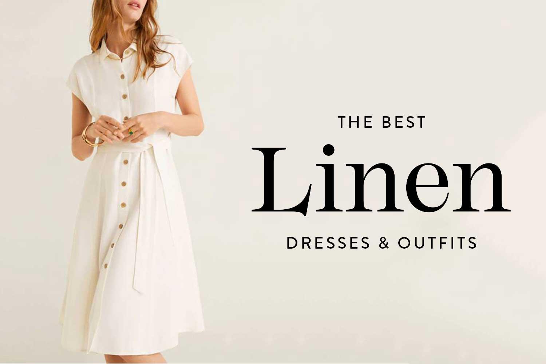 best-linen-dresses