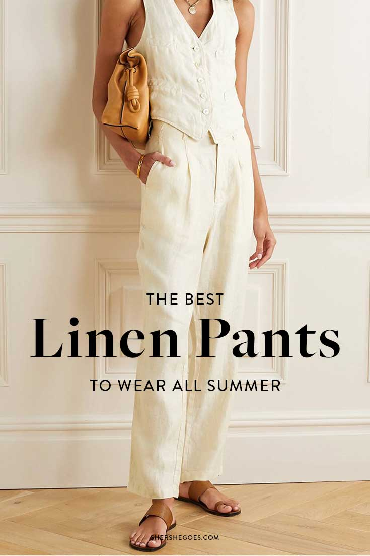 best-linen-pants-for-women