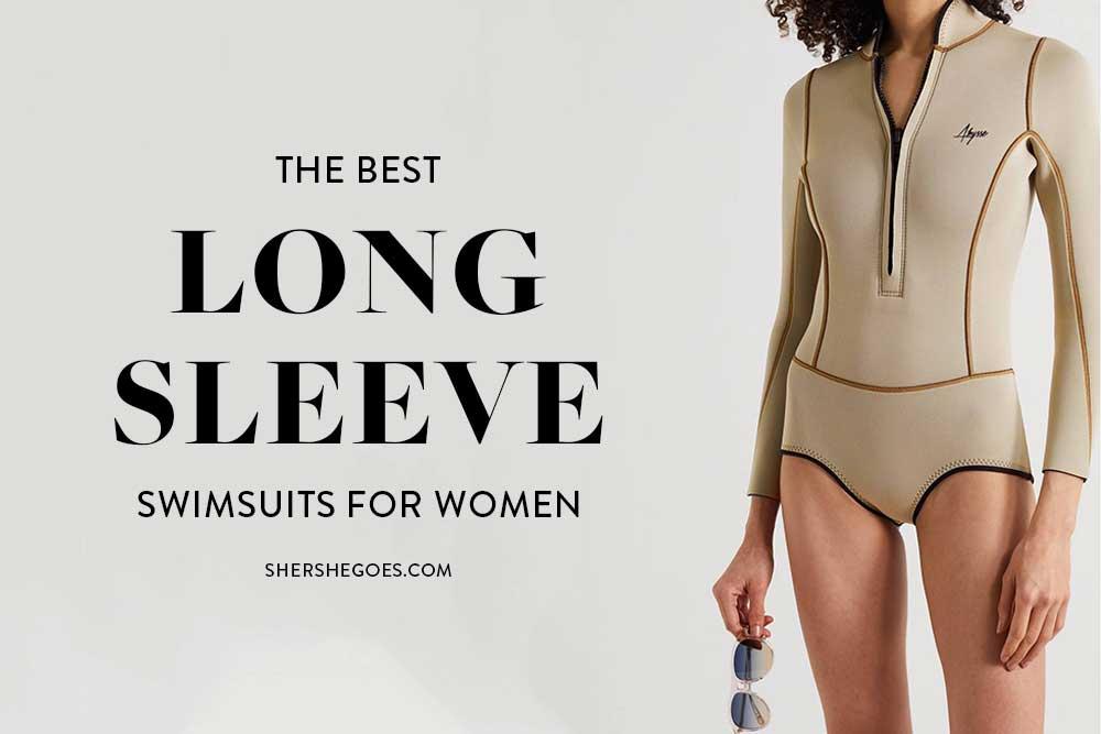 best-long-sleeve-swimsuits