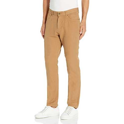 best-mens-linen-blend-dress-pants