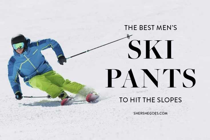 best-mens-ski-pants
