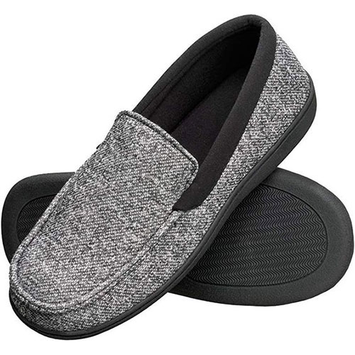 best mens slippers for sweaty feet