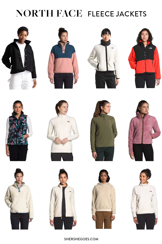best-north-face-fleece-womens