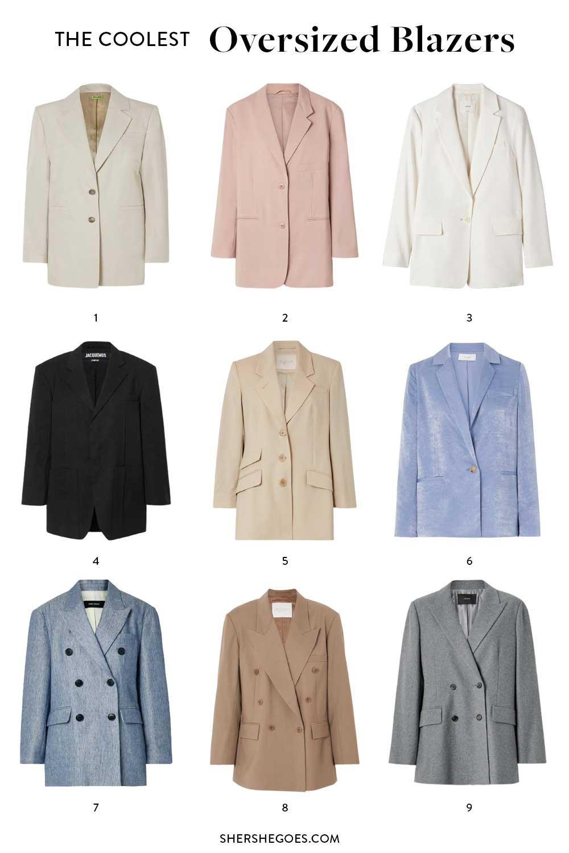 best-oversized-blazers-for-women