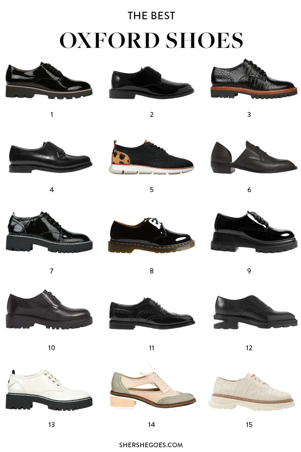 best-oxford-shoes