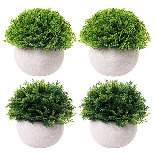 best place to buy faux plants