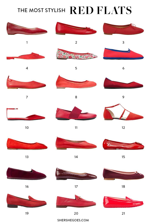 best-red-ballet-flats