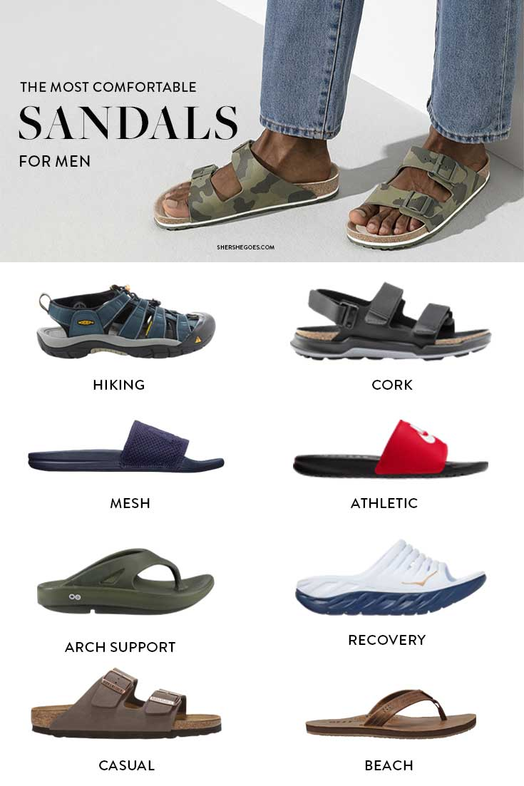 best-sandals-for-men