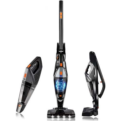 best stick vacuums under 100