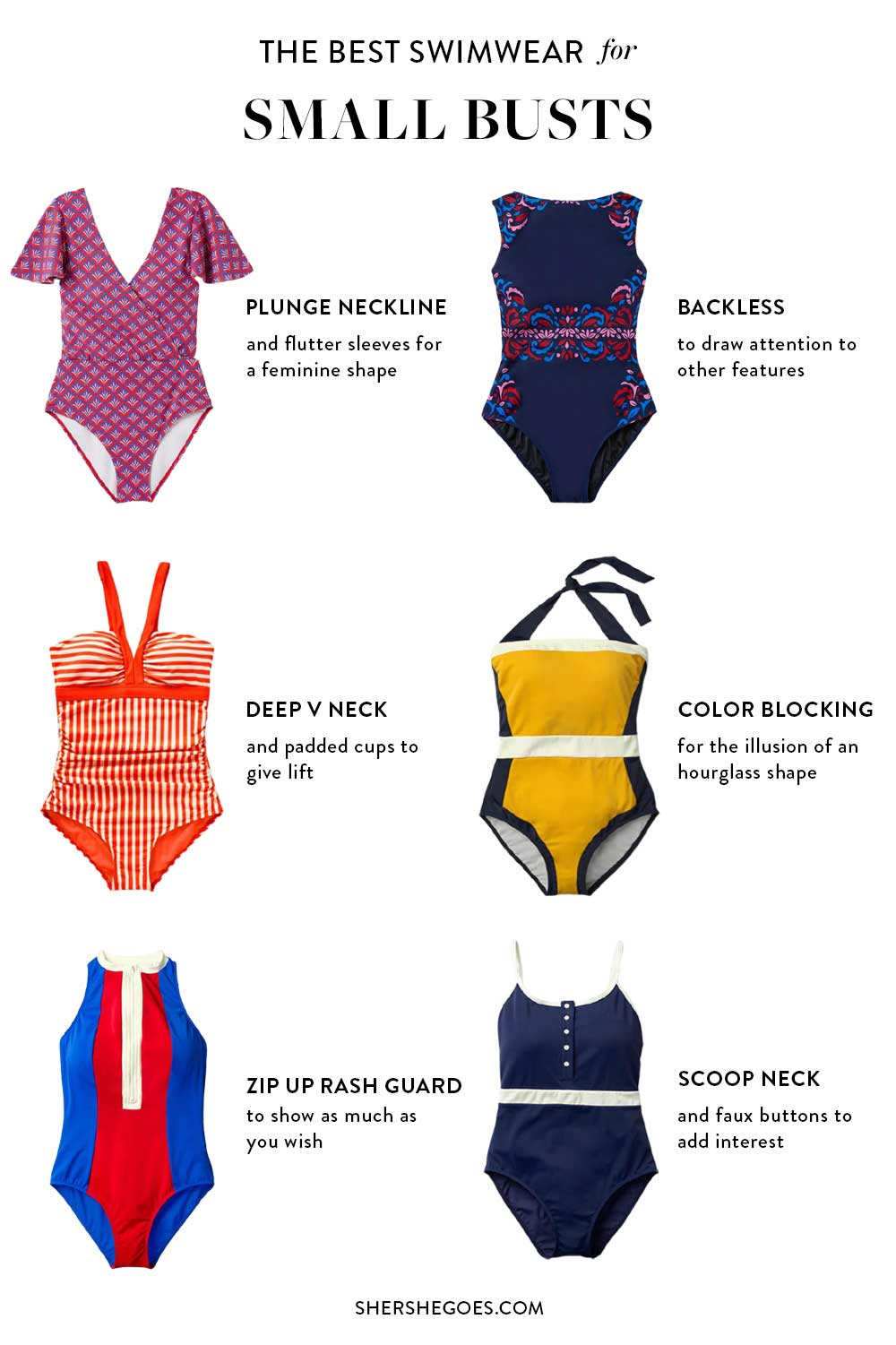 best-swimsuits-for-small-bust