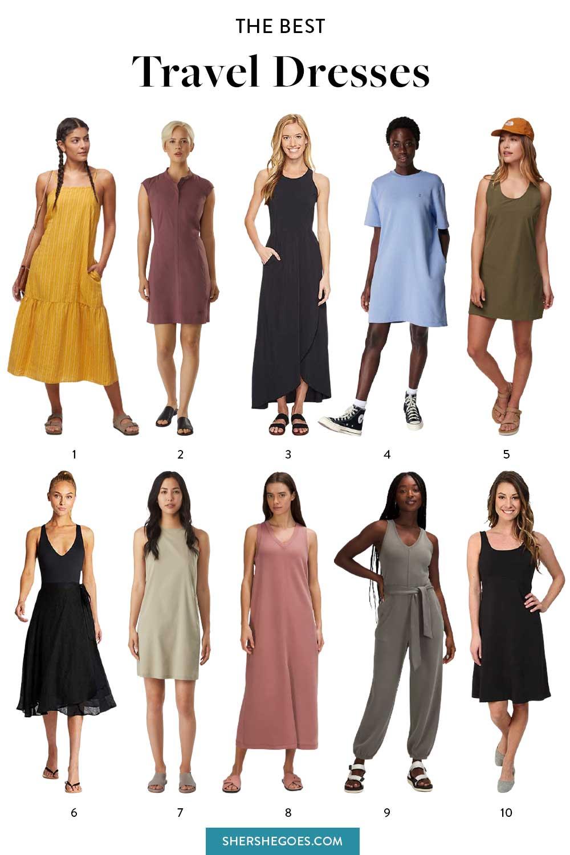 best-travel-dresses