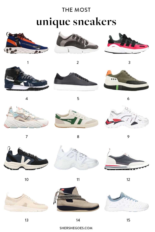 best-unique-sneakers