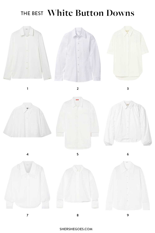 best-white-button-down-shirts