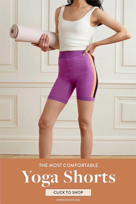 best-yoga-shorts