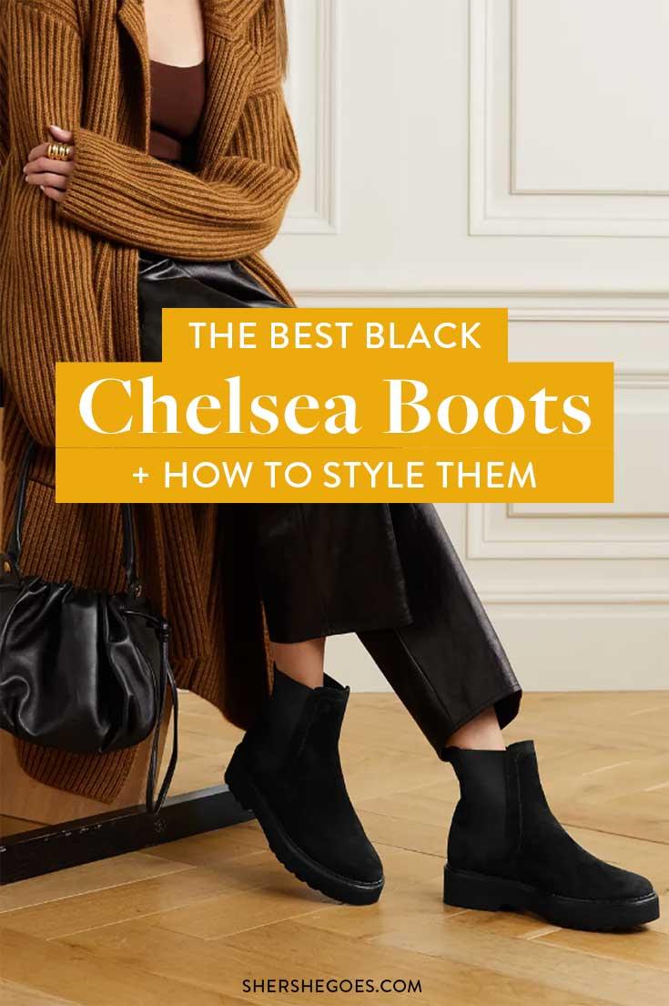 black-chelsea-boots