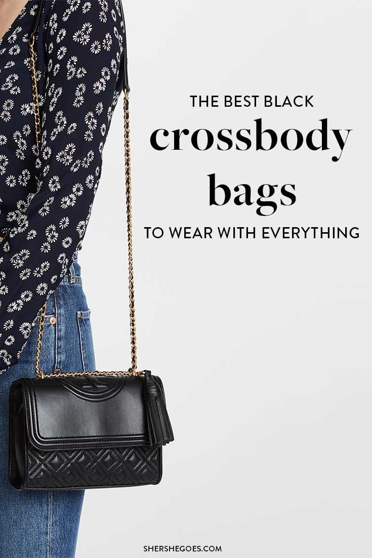 black-crossbody-bags