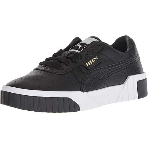 black sneakers amazon fashion