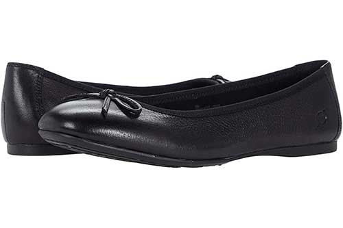 born-black-ballet-flat-with-cushioned-insole