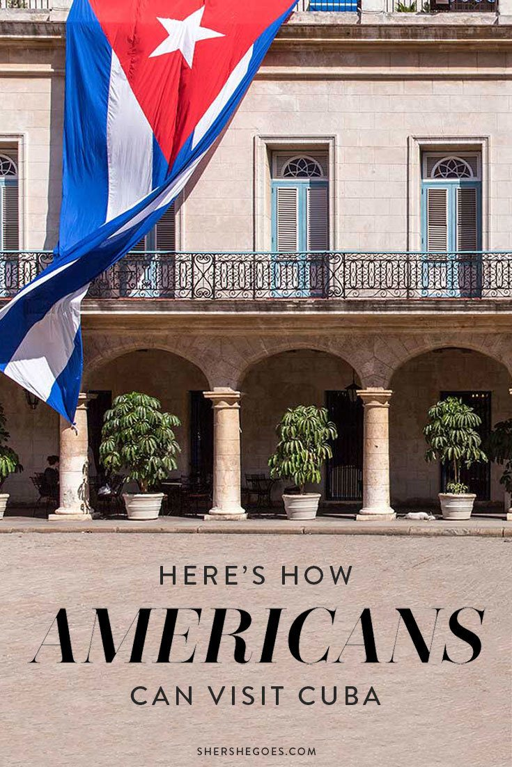 YES, Americans Can Travel to Cuba Here's How!
