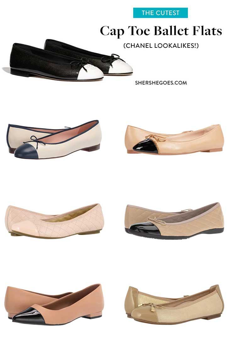 cap-toe-ballet-flats