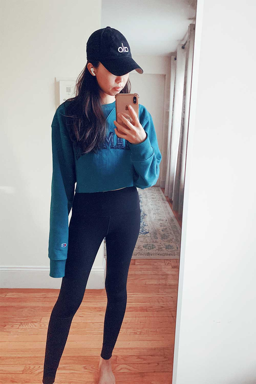 champion-cropped-sweatshirt-review