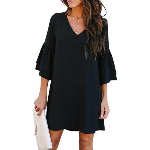 cheap-little-black-dress-amazon-fashion