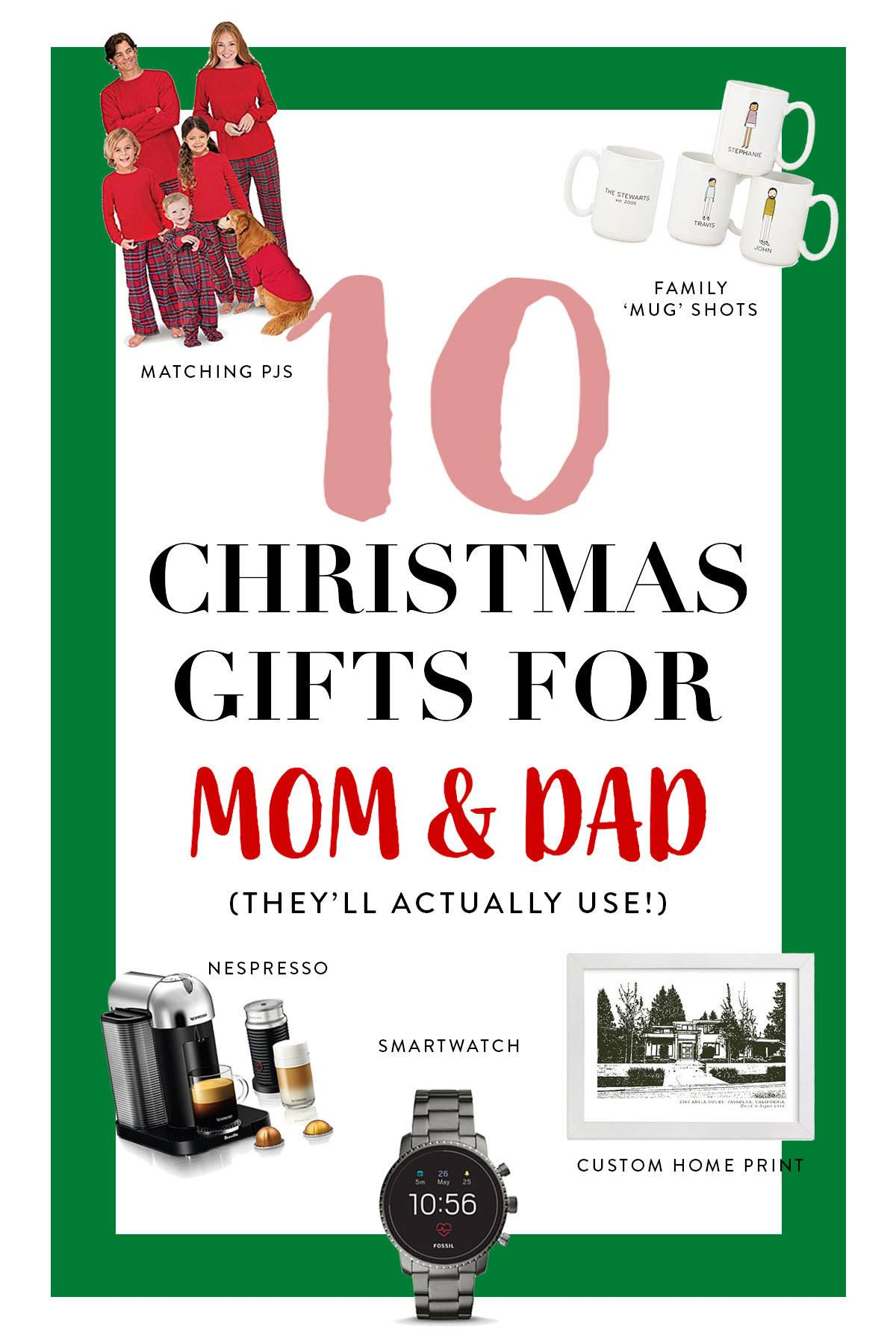 11 Great Christmas Gifts for Parents (Who Deserve the Best!)