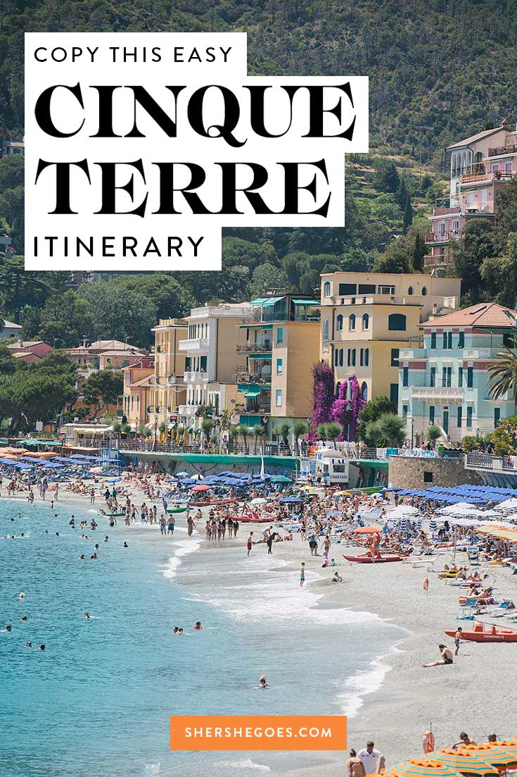 cinque-terre-itinerary
