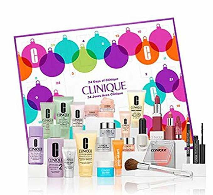 clinique advent calendar 2018