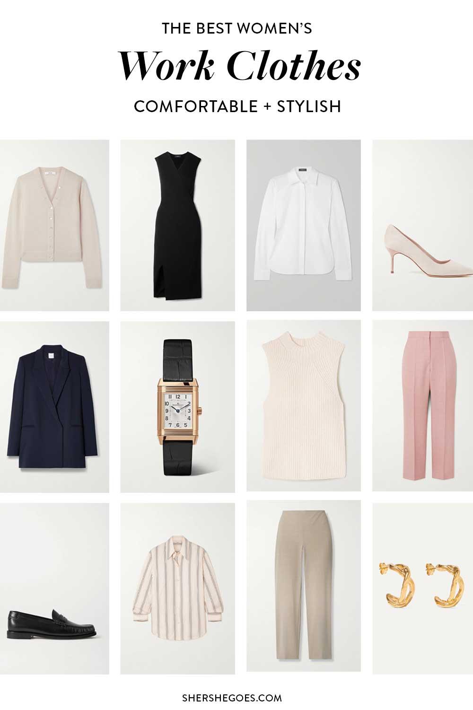 comfortable-and-stylish-work-clothing