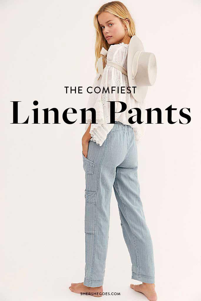 comfortable-linen-pants