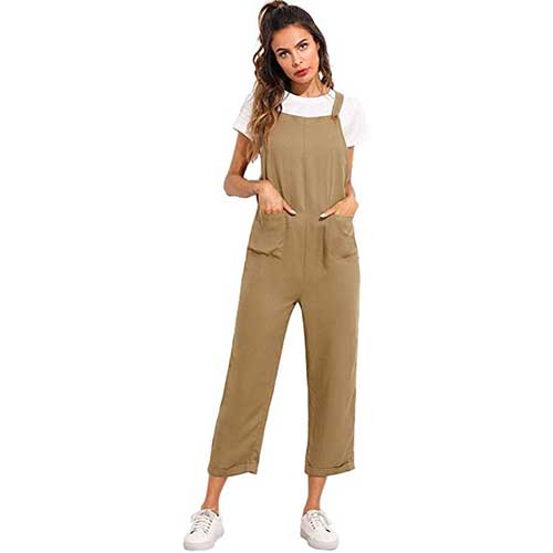 comfortable overalls
