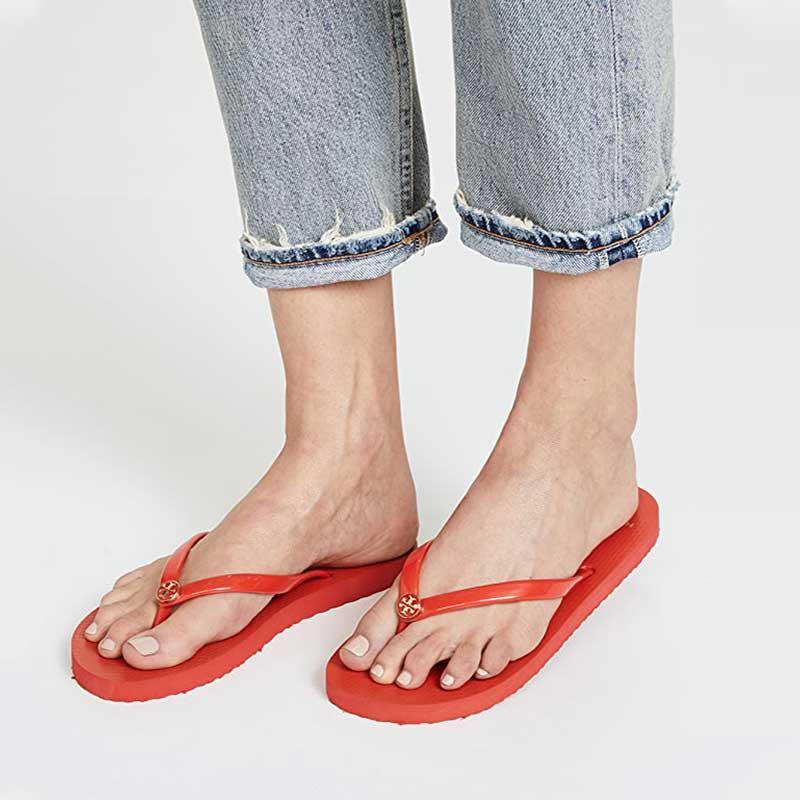 comfortable-sandals-for-women-tory-burch-flip-flop