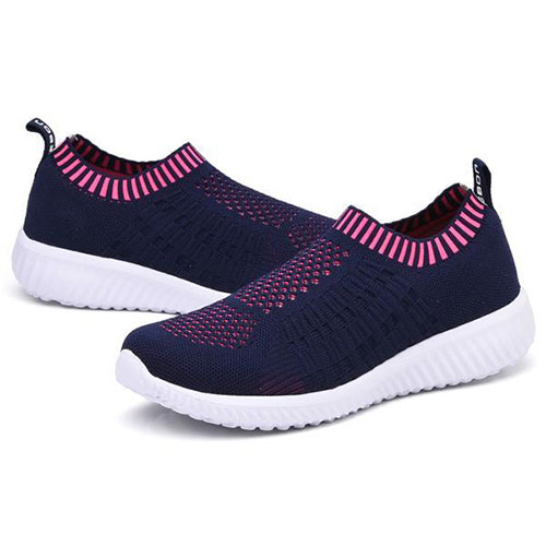 comfortable slip on sneakers