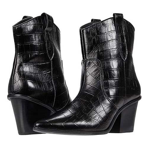 croc-embossed-black-western-boots