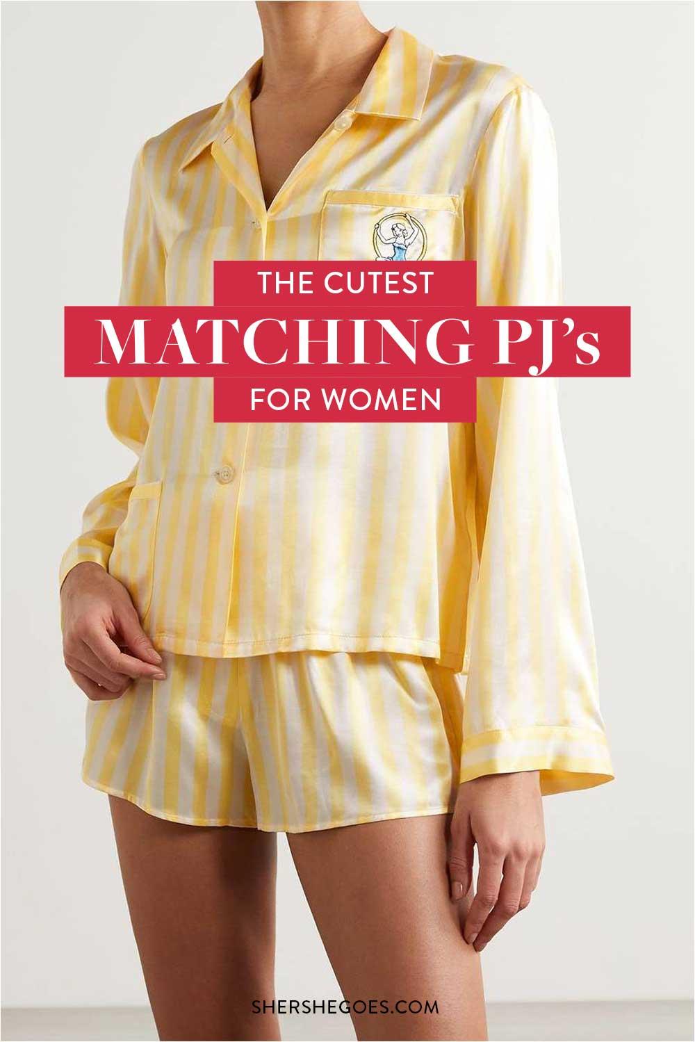 cute-womens-pajamas