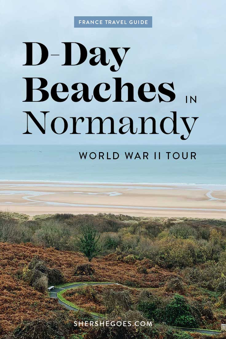 d-day-beaches-in-normandy