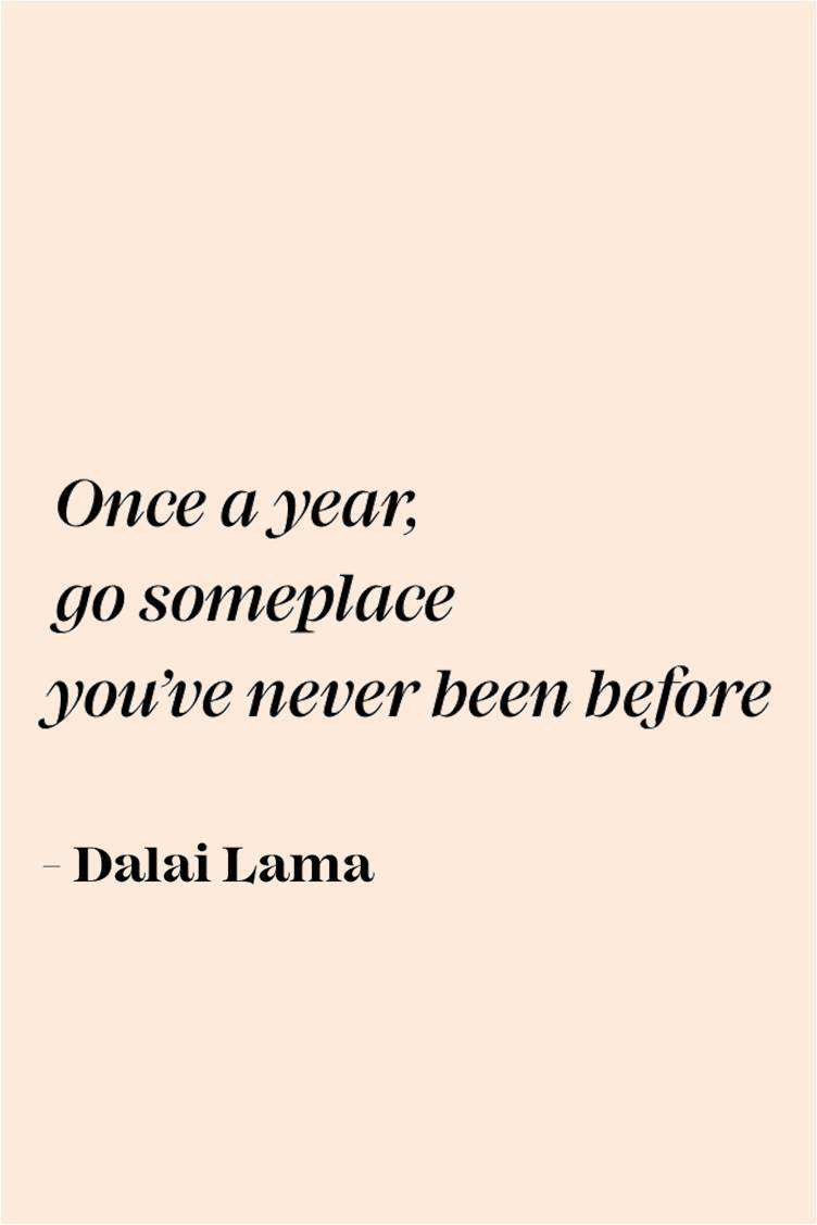 dalai lama travel quote