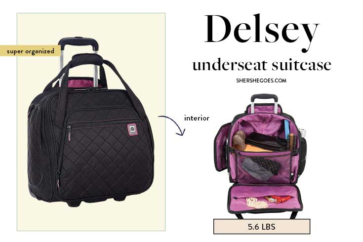 delsey-underseat-spinner-luggage