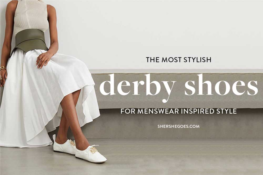 derby-shoes