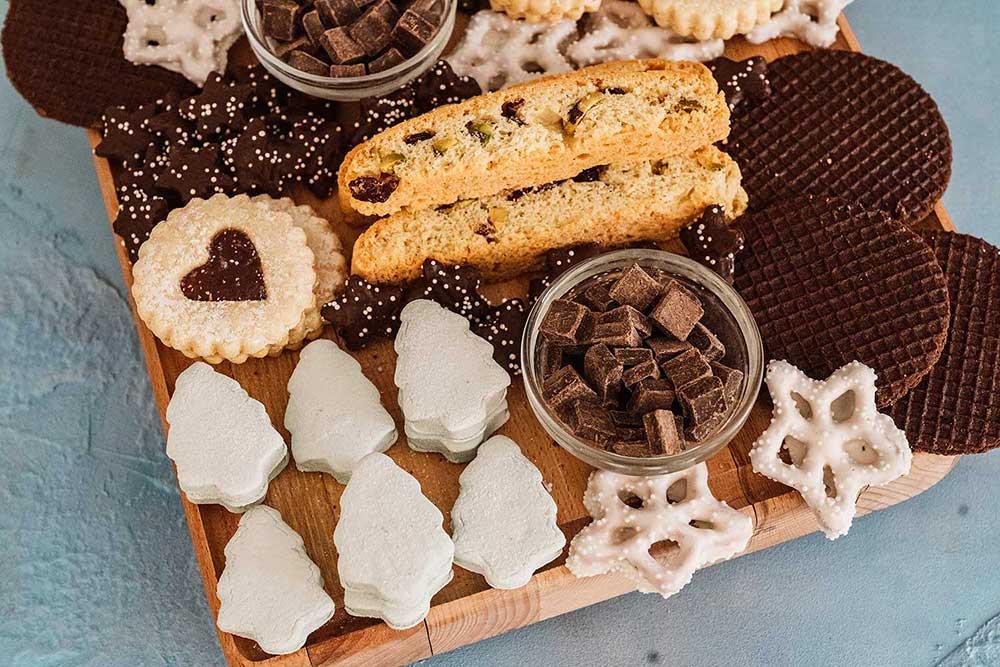 dessert-board