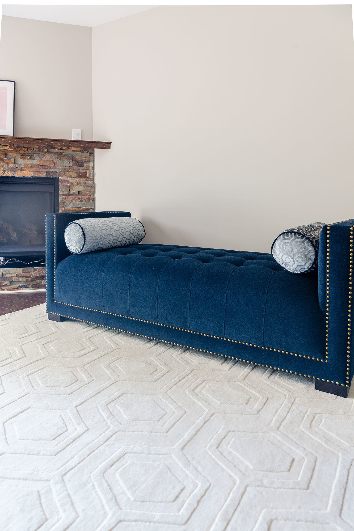 diana chaise from raymour and flanigan