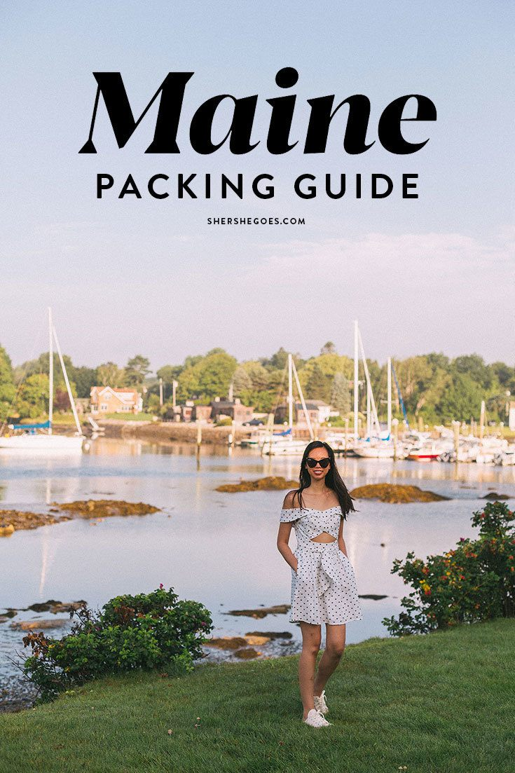 essential-maine-packing-list