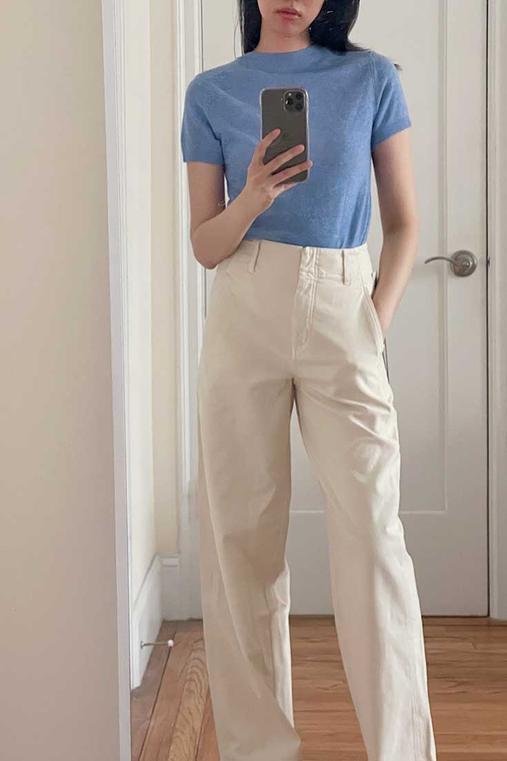 everlane-cashmere-sweater-tee-outfit