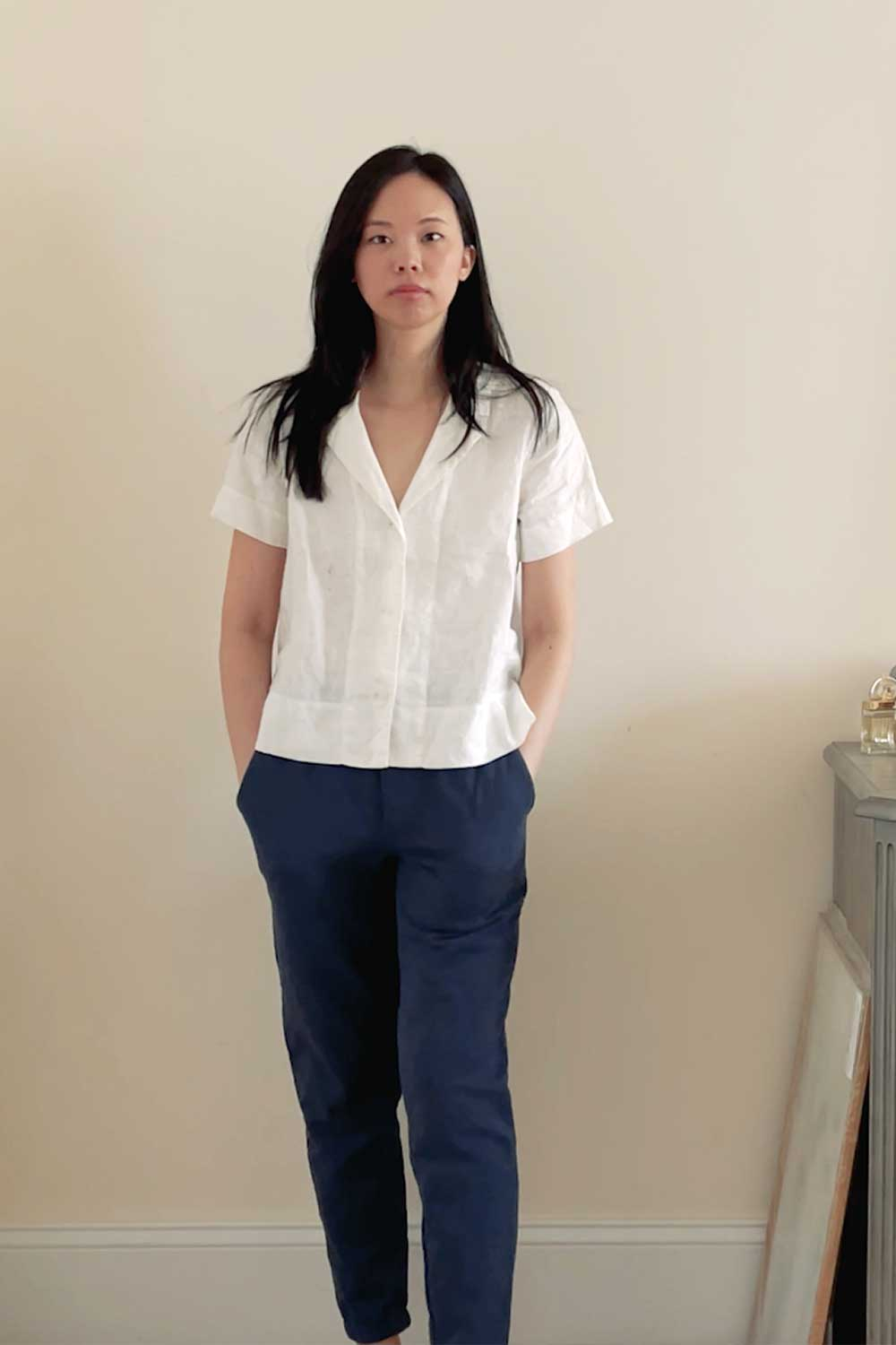 everlane-linen-notch-shirt-and-track-pant
